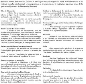 Programme OEJM